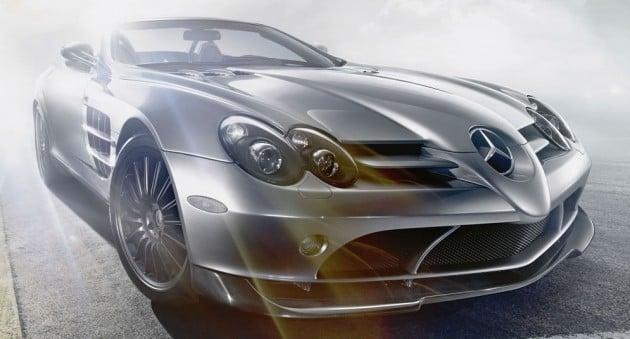 Mercedes-Benz SLR-01