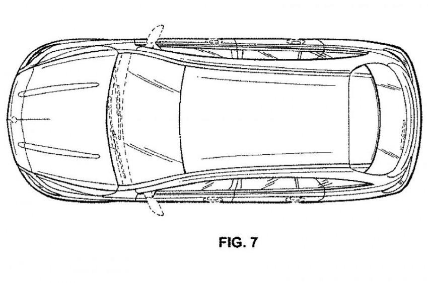 Mercedes-Benz CLA Shooting Brake facelift revealed in patent drawings – minor changes expected Image #412900