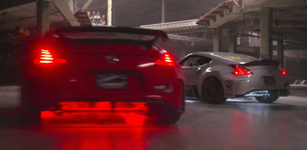 Video Hoonigan Black Friday Ultimate 370z Drift Clip