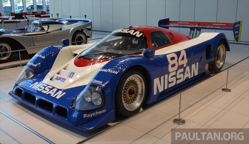 Nissan Global Headquarters Gallery in Yokohama Image #413619