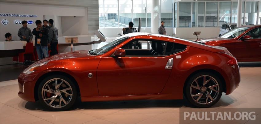 Nissan Global Headquarters Gallery in Yokohama Image #413638