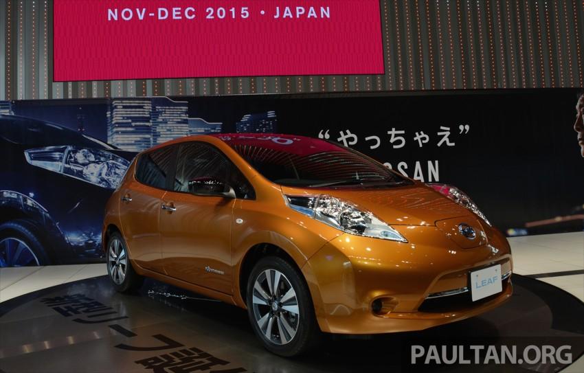 Nissan Global Headquarters Gallery in Yokohama Image #413611