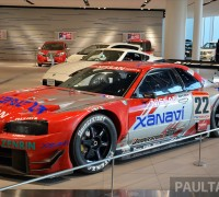 Nissan Global HQ Gallery Hall 7