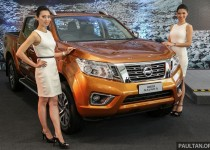 Nissan NP300 Navara Launch 1