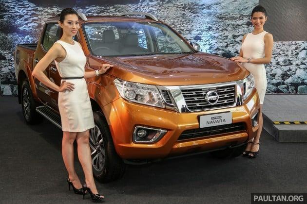 Nissan NP300 Navara Launch 1