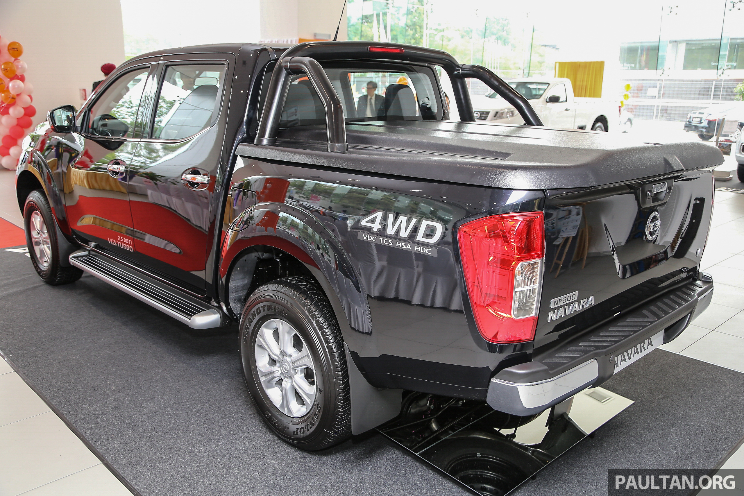 Nissan Np300 Navara Launched In Malaysia Single Cab