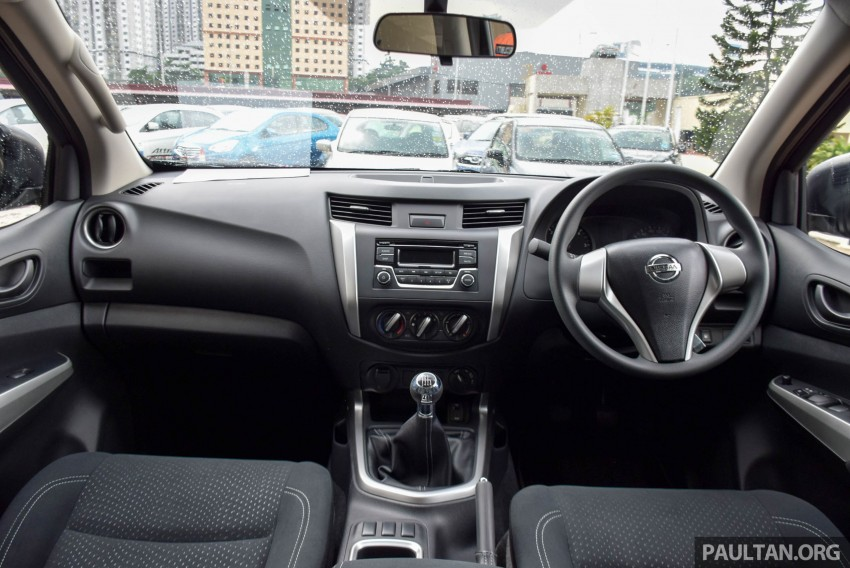 Nissan NP300 Navara previewed in Malaysia – 6 single and double cab variants, from RM85k to RM125k est Image #405985
