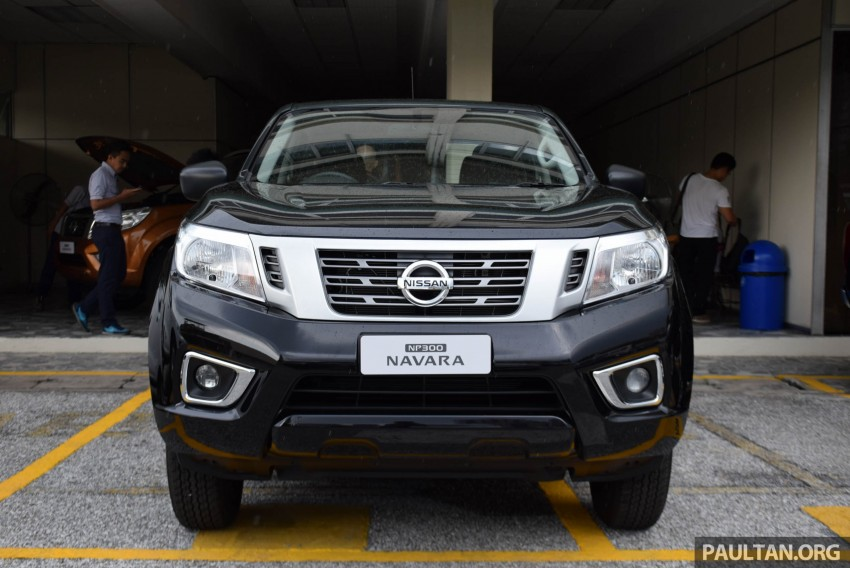 Nissan NP300 Navara previewed in Malaysia – 6 single and double cab variants, from RM85k to RM125k est Image #405975