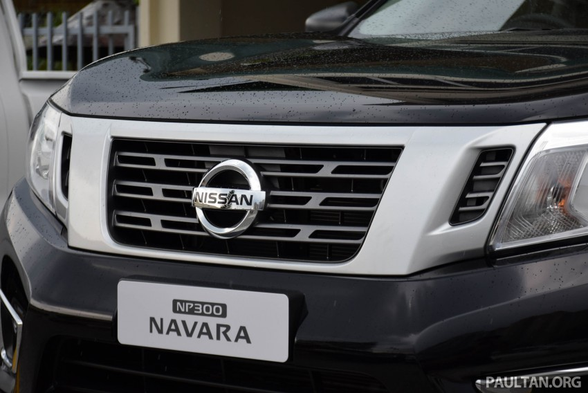 Nissan NP300 Navara previewed in Malaysia – 6 single and double cab variants, from RM85k to RM125k est Image #405977