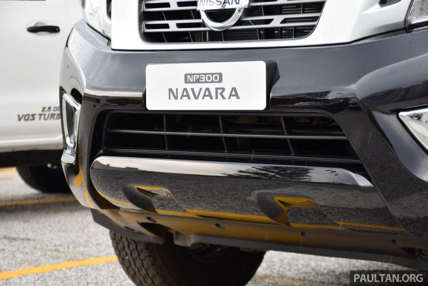 Nissan NP300 Navara previewed in Malaysia – 6 single and double cab variants, from RM85k to RM125k est Image #405979