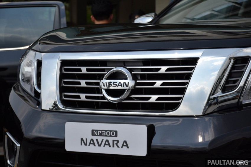 Nissan NP300 Navara previewed in Malaysia – 6 single and double cab variants, from RM85k to RM125k est Image #405997