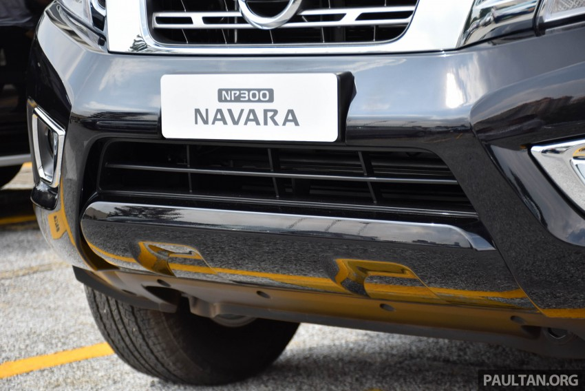 Nissan NP300 Navara previewed in Malaysia – 6 single and double cab variants, from RM85k to RM125k est Image #405999