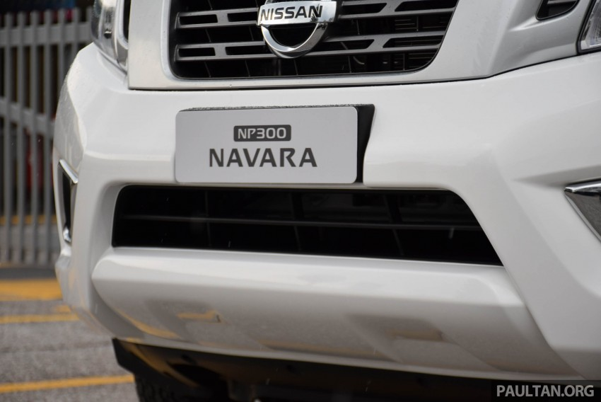 Nissan NP300 Navara previewed in Malaysia – 6 single and double cab variants, from RM85k to RM125k est Image #406045