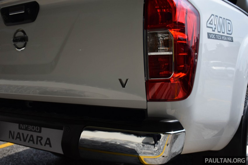 Nissan NP300 Navara previewed in Malaysia – 6 single and double cab variants, from RM85k to RM125k est Image #406025