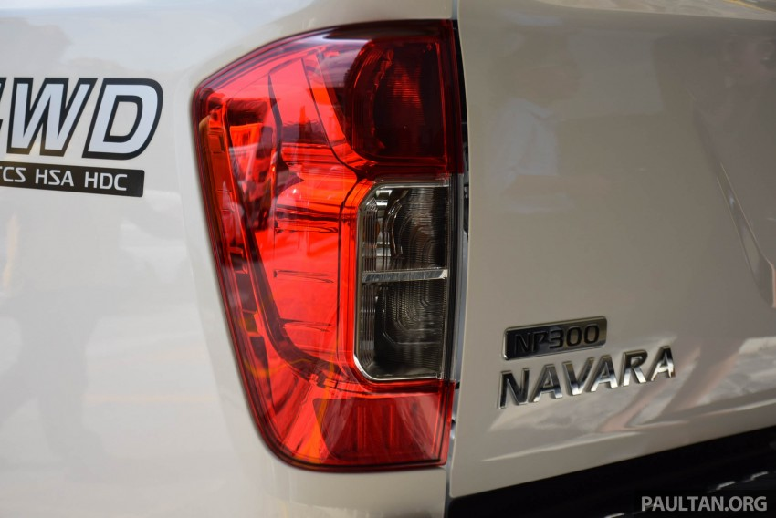 Nissan NP300 Navara previewed in Malaysia – 6 single and double cab variants, from RM85k to RM125k est Image #406027