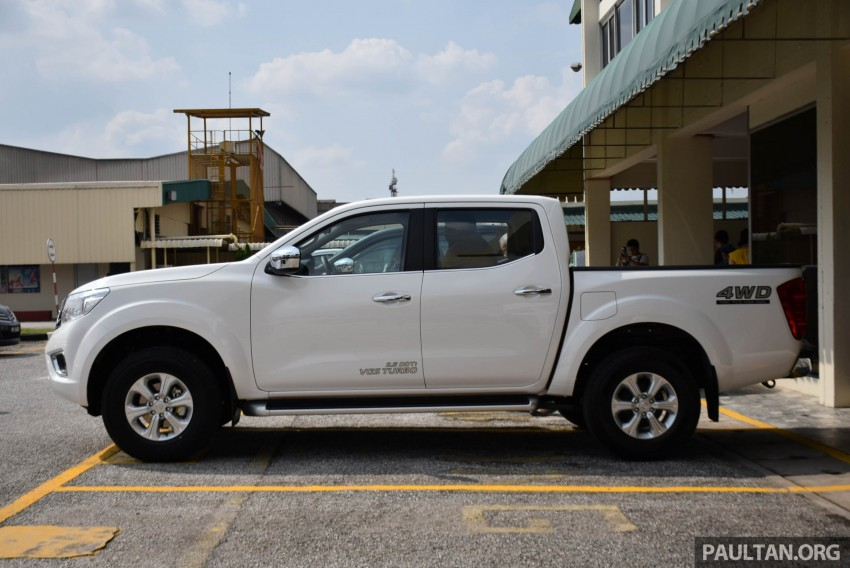 Nissan NP300 Navara previewed in Malaysia – 6 single and double cab variants, from RM85k to RM125k est Image #406015