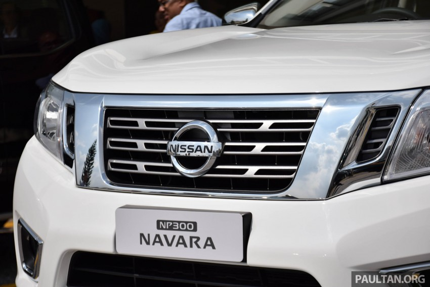 Nissan NP300 Navara previewed in Malaysia – 6 single and double cab variants, from RM85k to RM125k est Image #406018