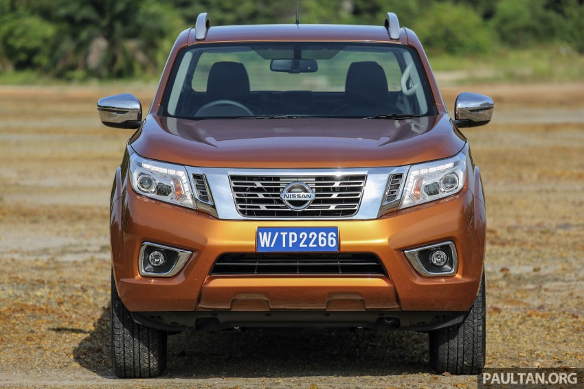 Nissan NP300 Navara previewed in Malaysia – 6 single and double cab variants, from RM85k to RM125k est Image #405751