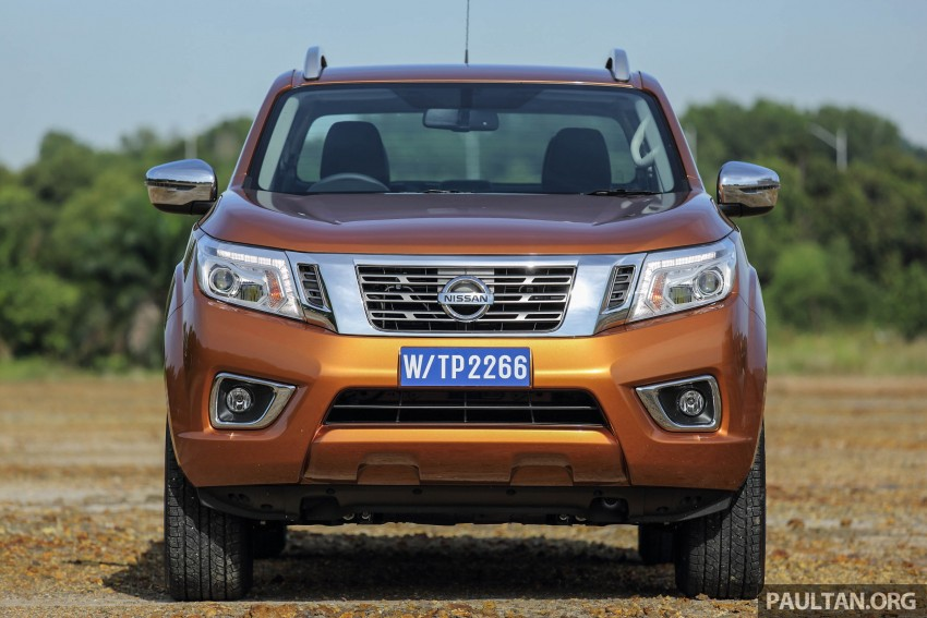 Nissan NP300 Navara previewed in Malaysia – 6 single and double cab variants, from RM85k to RM125k est Image #405752