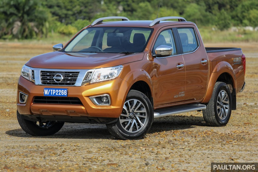 Nissan NP300 Navara previewed in Malaysia – 6 single and double cab variants, from RM85k to RM125k est Image #405753