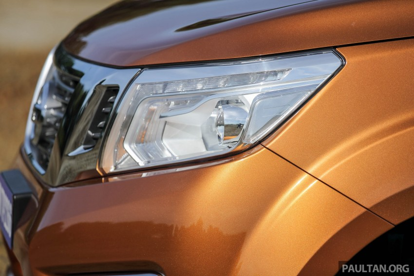 Nissan NP300 Navara previewed in Malaysia – 6 single and double cab variants, from RM85k to RM125k est Image #405757