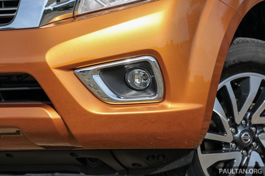 Nissan NP300 Navara previewed in Malaysia – 6 single and double cab variants, from RM85k to RM125k est Image #405758