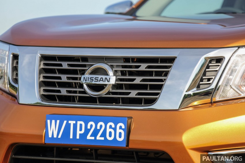 Nissan NP300 Navara previewed in Malaysia – 6 single and double cab variants, from RM85k to RM125k est Image #405759