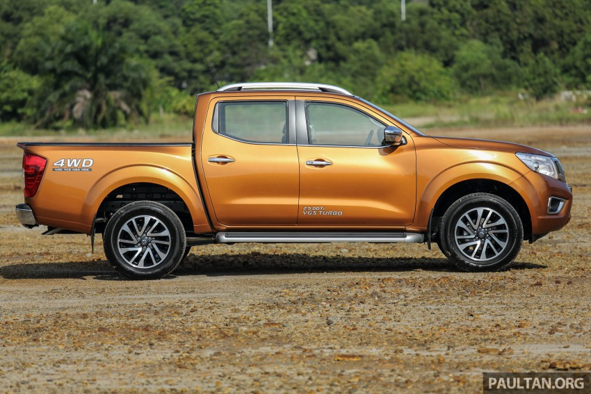 Nissan NP300 Navara previewed in Malaysia – 6 single and double cab variants, from RM85k to RM125k est Image #405761