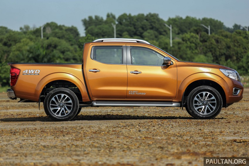 Nissan NP300 Navara previewed in Malaysia – 6 single and double cab variants, from RM85k to RM125k est Image #405762