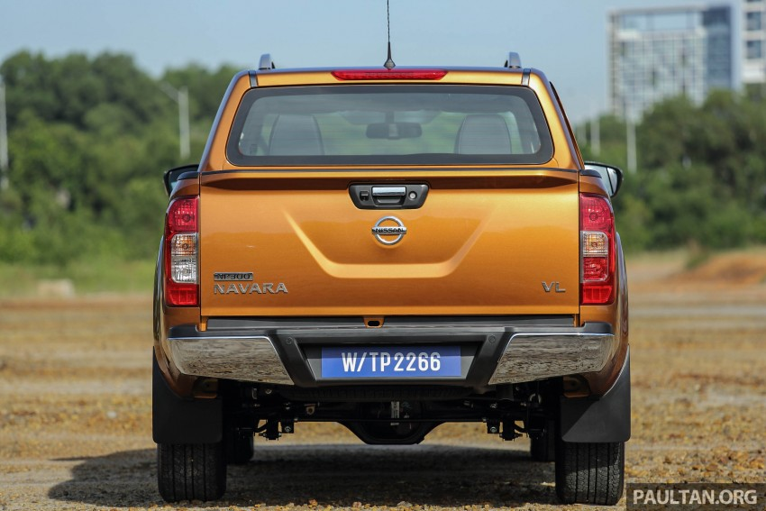 Nissan NP300 Navara previewed in Malaysia – 6 single and double cab variants, from RM85k to RM125k est Image #405770