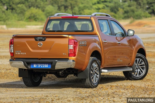 Nissan Np300 Navara Officially Launched In Malaysia