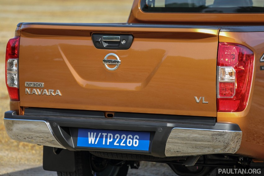 Nissan NP300 Navara previewed in Malaysia – 6 single and double cab variants, from RM85k to RM125k est Image #405773