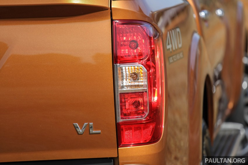Nissan NP300 Navara previewed in Malaysia – 6 single and double cab variants, from RM85k to RM125k est Image #405774