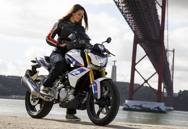 Bmw Motorrad G310r 313 Cc Bike For Global Markets