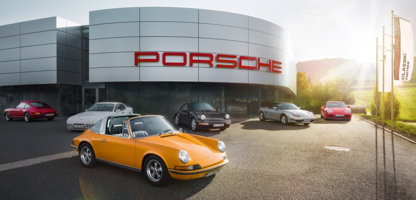 Porsche Classic Centre opens in the Netherlands Image #412820