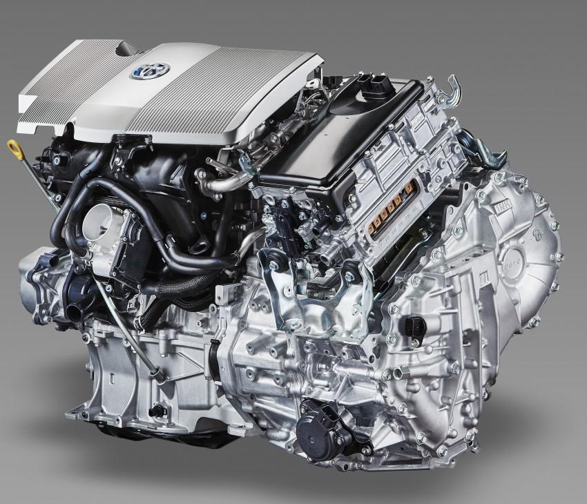 MEGA GALLERY: 2016 Toyota Prius debuts in the US Image #410162