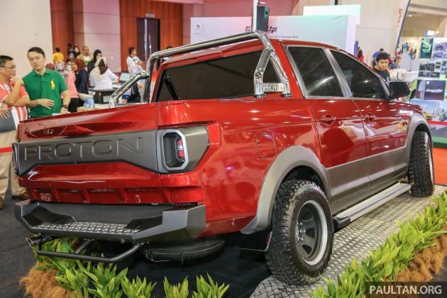 Proton Pick-up Concept 14