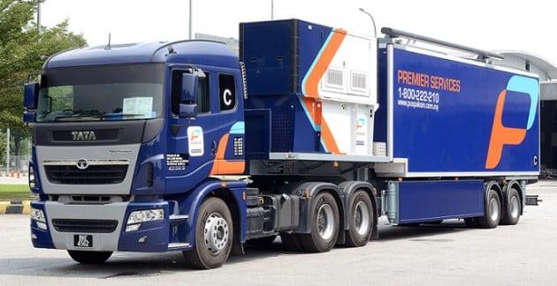 Puspakom Mobile Inspection Unit -01