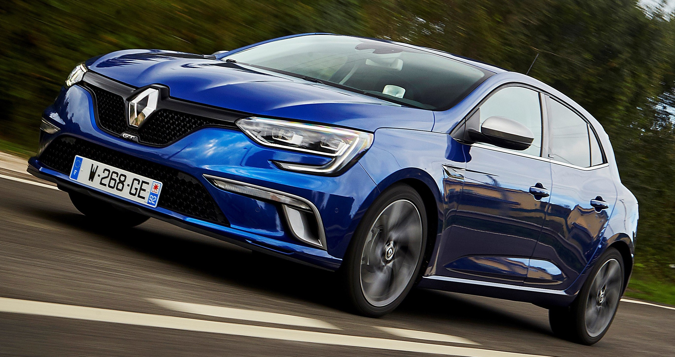 next renault megane rs to feature smaller 1 6 turbo four. Black Bedroom Furniture Sets. Home Design Ideas
