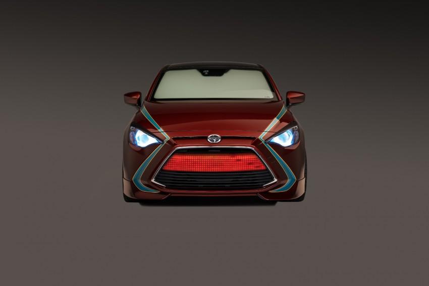 Scion iA sedan and iM hatch customised for SEMA Image #401108