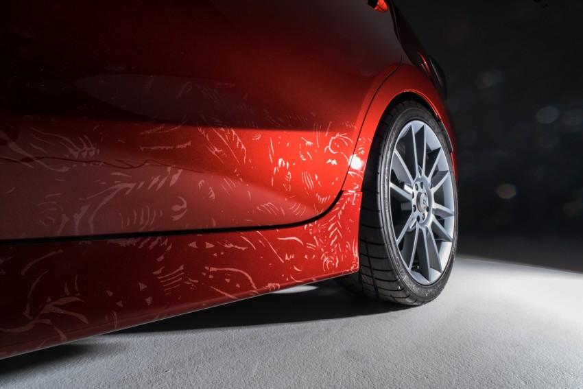 Scion iA sedan and iM hatch customised for SEMA Image #401112