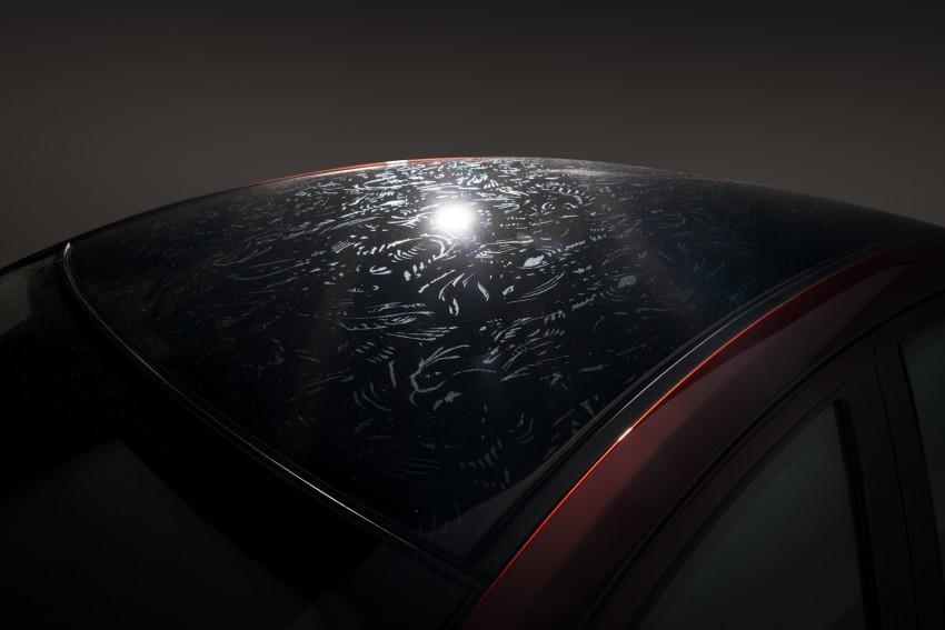 Scion iA sedan and iM hatch customised for SEMA Image #401114