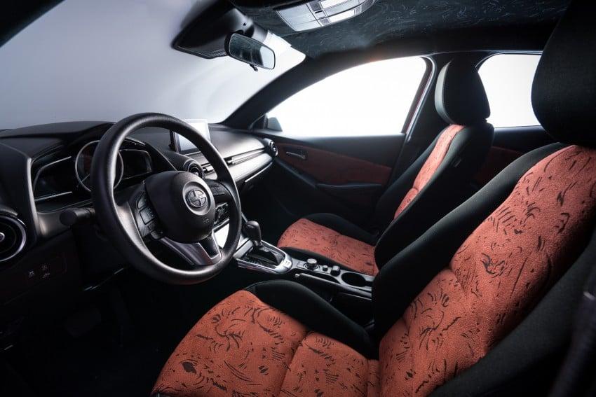 Scion iA sedan and iM hatch customised for SEMA Image #401116