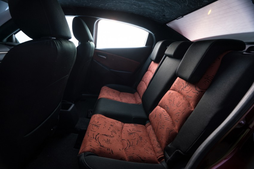 Scion iA sedan and iM hatch customised for SEMA Image #401118