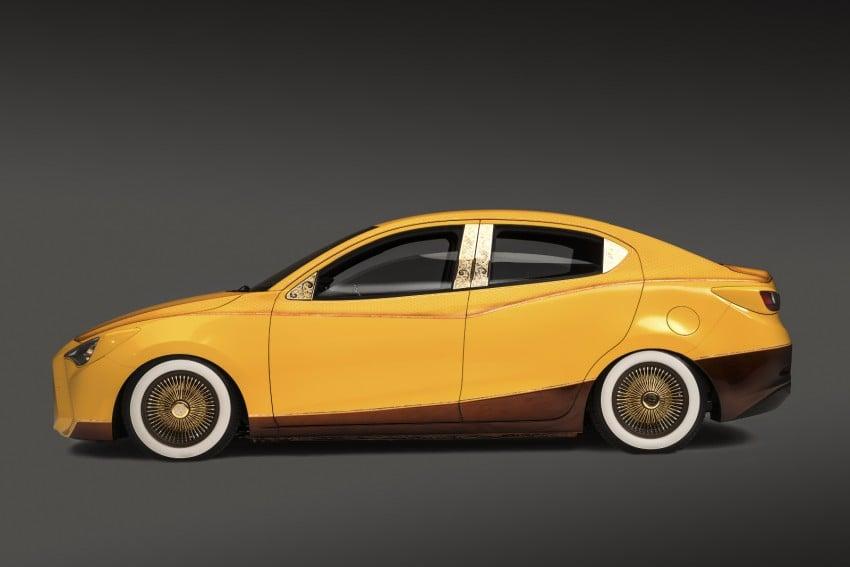 Scion iA sedan and iM hatch customised for SEMA Image #401093