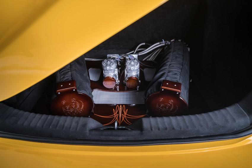 Scion iA sedan and iM hatch customised for SEMA Image #401099