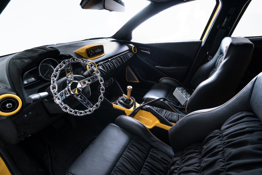 Scion iA sedan and iM hatch customised for SEMA Image #401100
