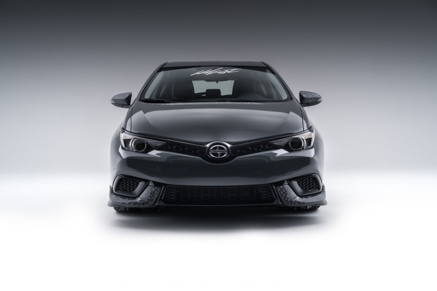 Scion iA sedan and iM hatch customised for SEMA Image #401123
