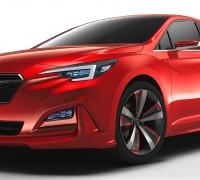 Subaru Impreza Concept 1