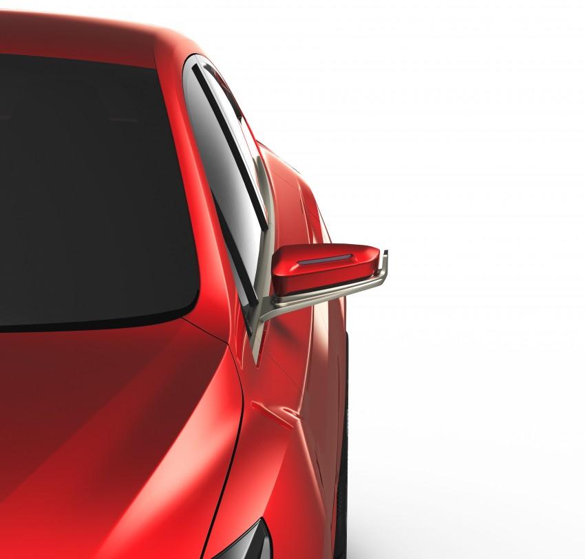 LA 2015: Subaru Impreza Sedan Concept breaks cover Image #409567